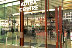 Aotea Centre in Auckland New Zealand Stock Photo