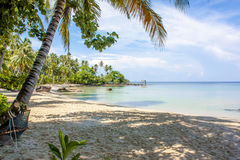 Aownoi Beach ,Koh kood Island. View of Aownoi  beach, Koh kood island, Thailand Stock Photos