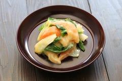 Aoyagi nuta, japońska kuchnia obraz royalty free