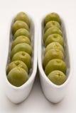 Apéritif olive Photos stock