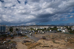 Após a tempestade Fotografia de Stock Royalty Free