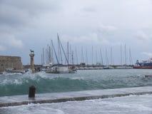 Após a tempestade… Imagens de Stock Royalty Free