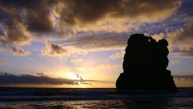 Apóstolo - grande estrada do oceano Imagens de Stock