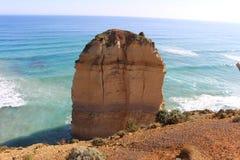 Apóstolo no litoral de Victoria Foto de Stock Royalty Free
