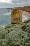 12 apóstolos, grande estrada do oceano, Victoria Australia Oct 2017 Fotos de Stock