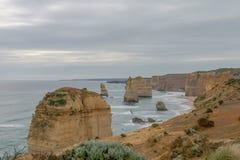 12 apôtres, grande route d'océan, Victoria Australia Oct 2017 Photographie stock libre de droits