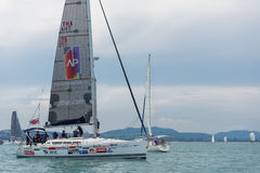 AP Platu class sailor Royalty Free Stock Photo