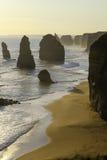 apôtres Port Campbell, Victoria, Australie image libre de droits