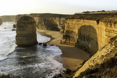 apôtres Port Campbell, Victoria, Australie photographie stock libre de droits