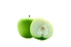 Apaäpple eller Jujube Fotografering för Bildbyråer