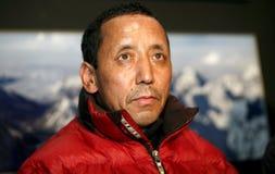 Apa Sherpa in der Tschechischen Republik stockbilder