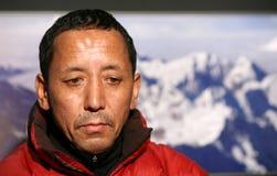 Apa Sherpa nella repubblica ceca Fotografia Stock