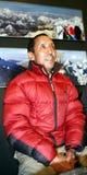 Apa Sherpa nella repubblica ceca Fotografie Stock
