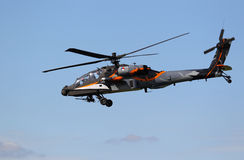 apache ελικόπτερο Στοκ Φωτογραφίες