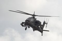 Apache. Helicopter