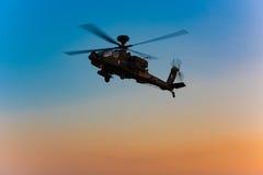 Apache Acrobatics Στοκ Εικόνα