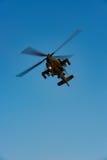 Apache akrobatik royaltyfria bilder