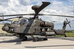 Apache attackhelikopter Royaltyfri Foto
