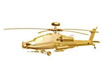 Apache dourado Imagens de Stock