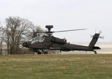 Apache em repouso Fotografia de Stock