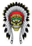 Apache Head Stock Images