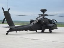 Apache helicopter Royalty Free Stock Images