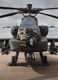 Apache helikopter Obraz Stock