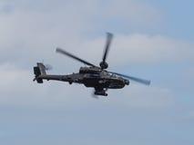 Apache-Hubschrauber Lizenzfreies Stockbild