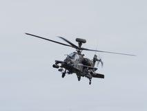 Apache-Hubschrauber Stockfotos