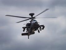 Apache-Hubschrauber Stockfotografie