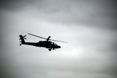 Apache långbåge Arkivbild