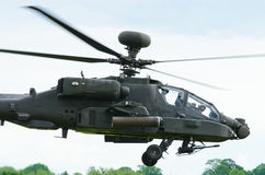Apache Longbow Stock Photo