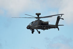 Apache Longbow gunship Royalty Free Stock Photo