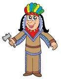 Apache mignon illustration stock