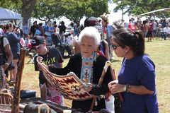 Apache Navajo Art Royalty Free Stock Photo