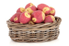 Apache Potatoes Stock Image