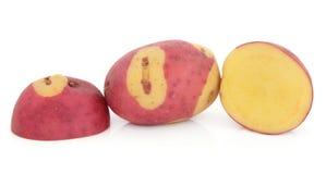 Apache Potatoes Royalty Free Stock Photos