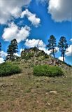 Apache-Sitgreaves National Forest, Arizona, United States Stock Photography