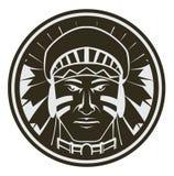 Apache. Symbol illustrator design .eps 10 Royalty Free Stock Photography