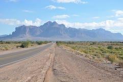 Apache Trail in Arizona Stock Photos