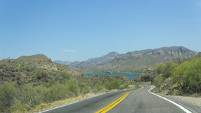 Apache Trail of Modern Age Royalty Free Stock Photo