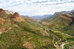 Apache Trail Stock Image