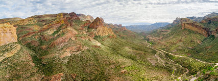 Apache Trail Royalty Free Stock Image