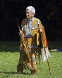 Apachevrouw Royalty-vrije Stock Foto