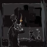 Apagón en ciudad libre illustration