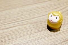 Apaguld har en lycka arkivbild