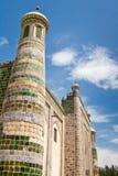 apak mazzar xiangfei τάφων hoja της Κίνας Στοκ φωτογραφία με δικαίωμα ελεύθερης χρήσης