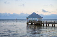 Apalachicola en Floride, Etats-Unis images stock