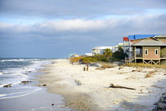 Apalachicola, Florida, de V.S. Royalty-vrije Stock Fotografie