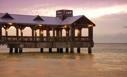 Apalachicola, Florida. Apalachicola sea landscape in Florida, United States Royalty Free Stock Images